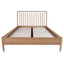 Linea Felix 135cm Spindle Double Bedframe