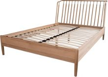 Linea Felix 150cm King Size Spindle Bedframe