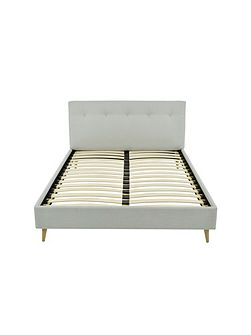 Finn Upholstered Double Bedframe