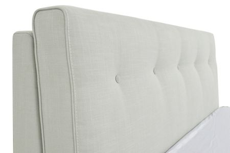 Linea Finn Upholstered Double Bedframe