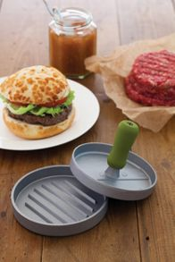Kitchen Craft Homemade Quarter Pound Burger Press