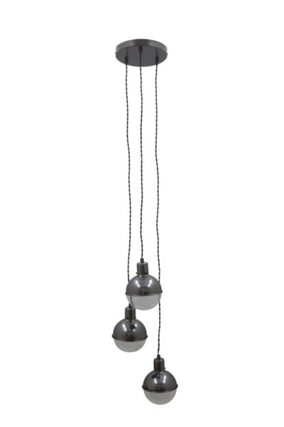 Gray & Willow Rose Multi Pendent