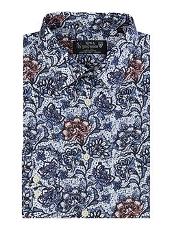 Bosworth Print Shirt
