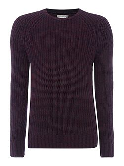 Alexandre Textured Knit Jumper