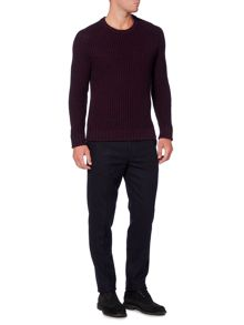Linea Alexandre Textured Knit Jumper