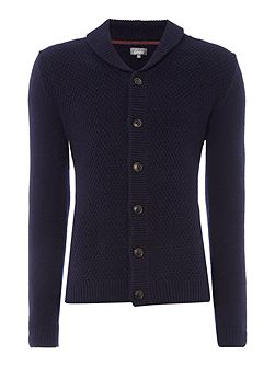 Emile Shawl Neck Cardigan