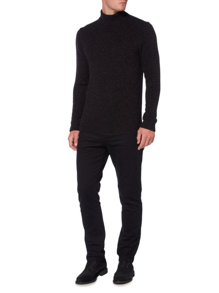 Linea Louis Roll Neck Jumper