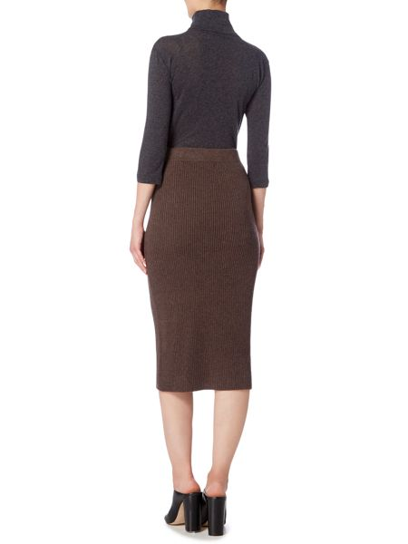 Linea Limited Knitted Rib Skirt