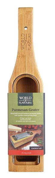 Kitchen Craft World Foods Parmesan Grater