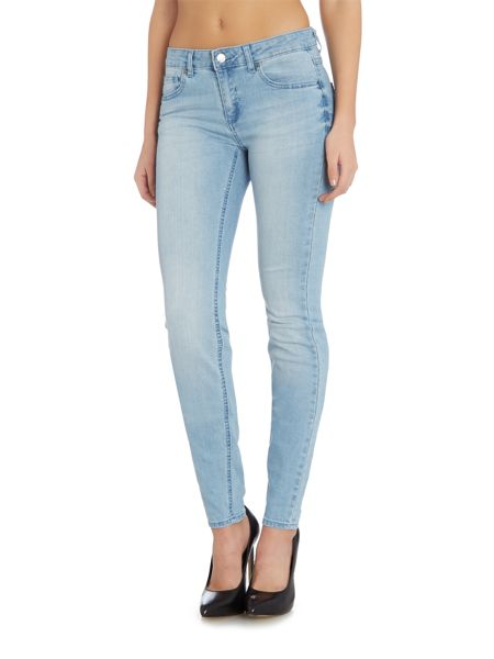 Vila Light Wash Skinny Jeans
