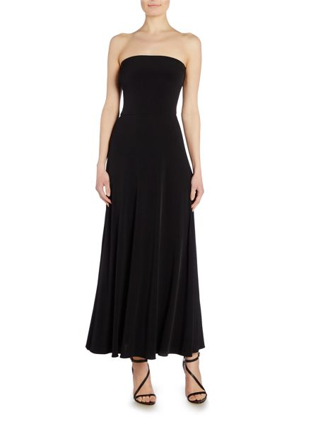 Polo Ralph Lauren Strapless maxi dress