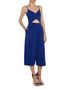 Girls on Film Strappy Cutout Jumpsuit