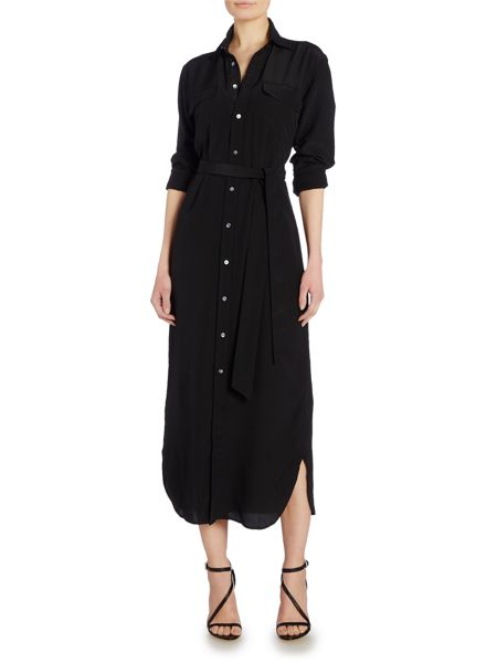 Polo Ralph Lauren Silk shirt dress