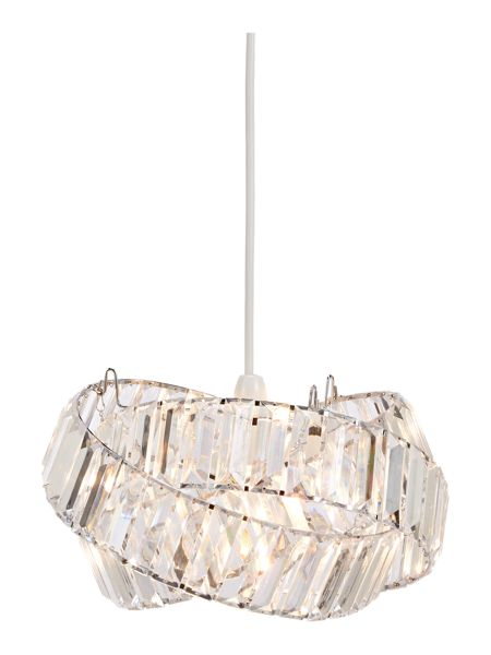 Linea Liana Layered Acrylic Easy Fit Pendant