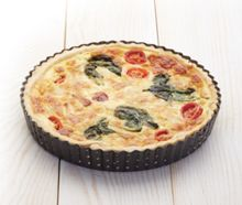 Masterclass Crusty Bake Quiche Tin 25cm