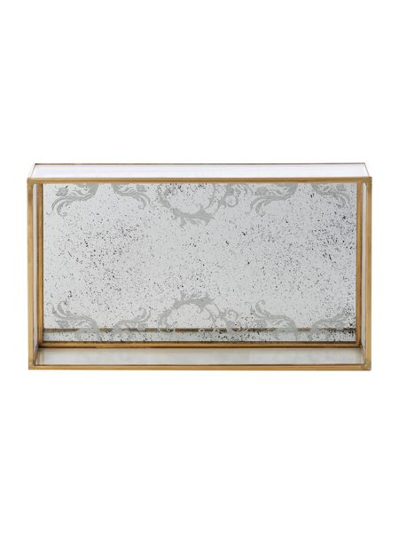 Shabby Chic Antique jewellery tray