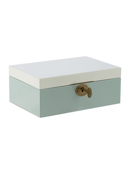 Dickins & Jones Key jewellery box
