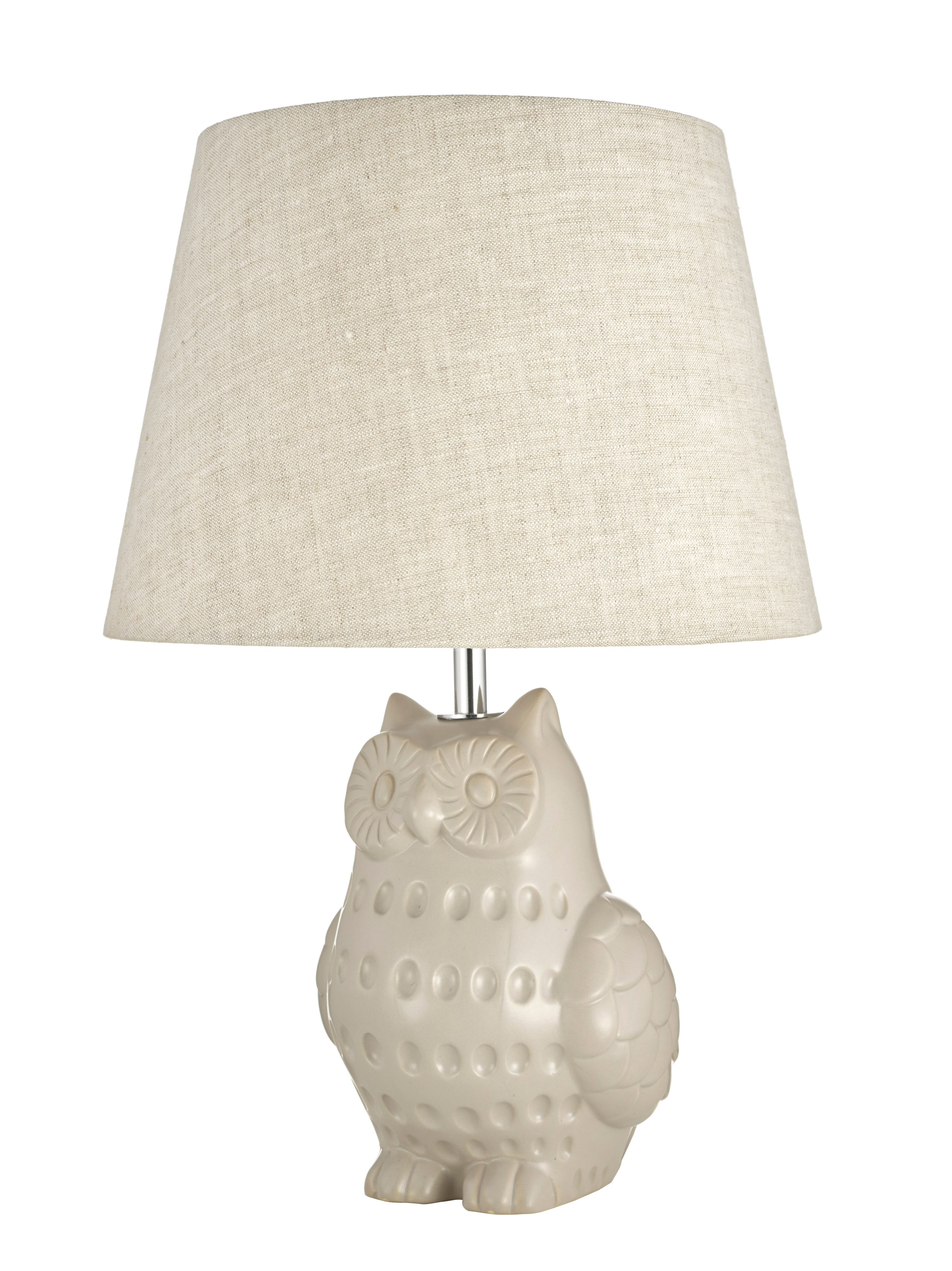 Table Lamps For At House Of Fraser Linea Owl Ceramic Light