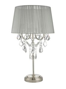 Linea Angellica Crystal Table Light