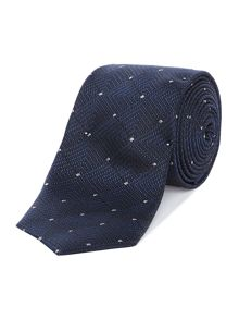 Kenneth Cole Aldo polka dot tie