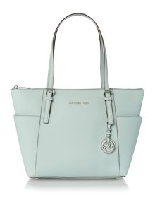 Michael Kors Jet set item mint tote tote bag