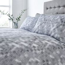 Casa Couture Berkerly metallic jacquard duvet cover