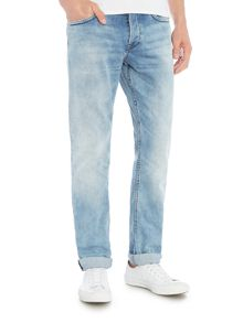 Only & Sons Regular Fit Washed Jeans