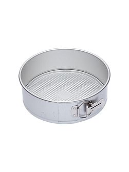 Spring Form Round Cake Pan (9x3) S/Anodised
