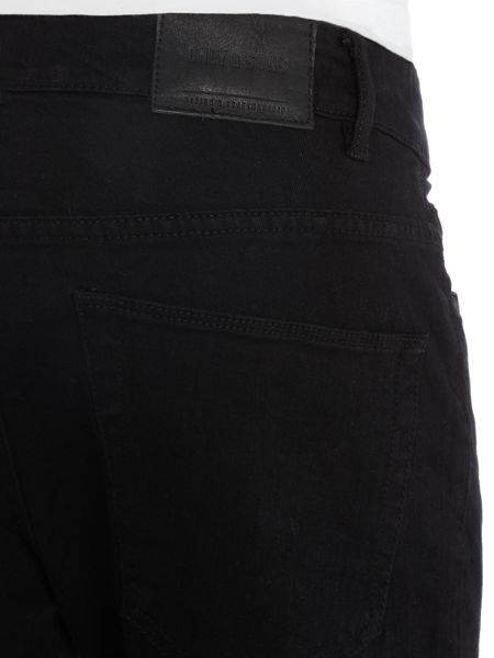 Only & Sons Slim Fit Knee Rip Detail Jeans