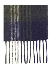Howick Fence Check Scarf