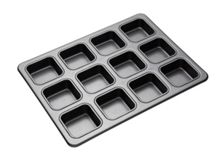 Masterclass 12 Hole Square Brownie Pan