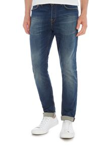 Only & Sons Slim Fit Dark Jeans