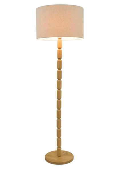 Linea Columbia Wood Floor Light