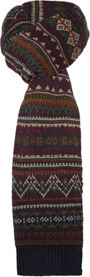 Picture of Knitted Fairisle Scarf