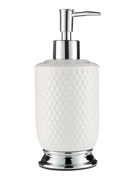 Linea Classic ceramic soap dispenser