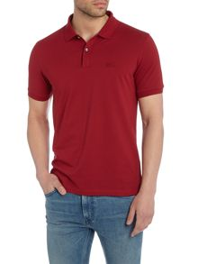 Hugo Boss Pallas regular fit short sleeve logo polo