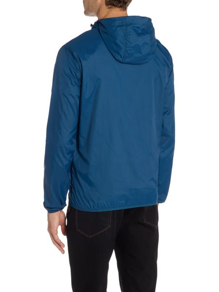 Jack & Jones Hooded Zip Through Jacket