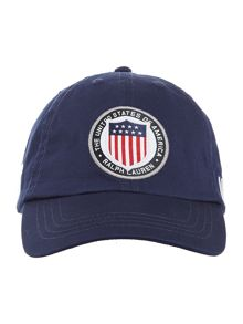 Polo Ralph Lauren Boys USA Flag Baseball Cap