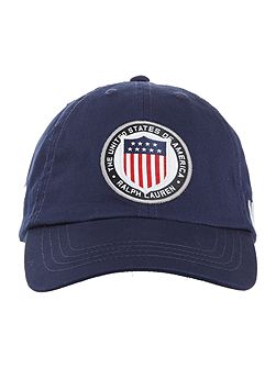 Boys USA Flag Baseball Cap