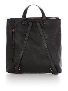 Fiorelli Florance black medium backpack
