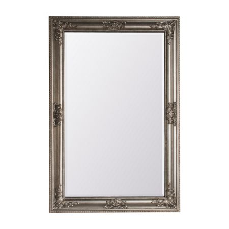 Linea Florence Silver Mirror 60 x 90cm