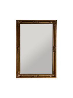 Florence Gold Mirror 107 x 70cm