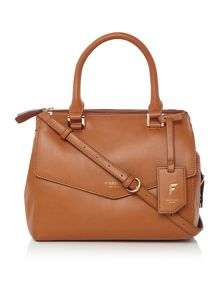 Fiorelli Mia tan medium grab tote bag