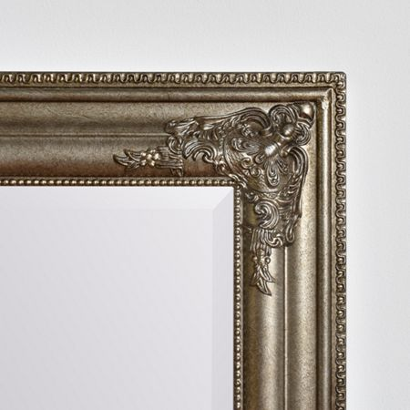 Linea Florence Silver Mirror 107 x 70cm