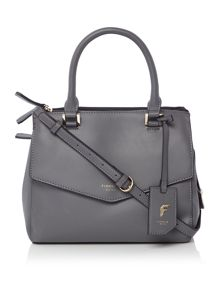 Fiorelli Mia grey medium grab tote bag