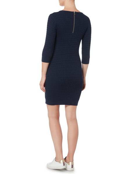 Gant Fine Cable Dress
