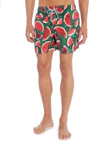 Ted Baker Watermelon Print Swim Shorts