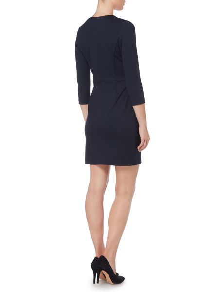 Gant Jersey Pique Dress