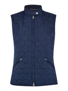 Gant Classic Quilted Gilet