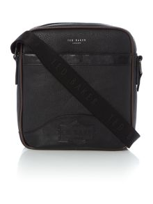 Ted Baker Isaac Embossed Flight Bag